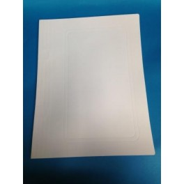 Carpeta Presentacion Carta Blanca