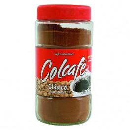 Cafe Instantaneo Clasico Frasco Colcafe 200g