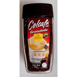 Cafe Instantaneo Granulado  Colcafe Frasco 85g