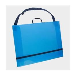 Carpeta Seguridad Oficio Azul Legis
