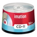 Cd Grabable R Caja x50 Spindle Imation