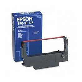 Cinta Impresora  ERC-38B Negro Epson