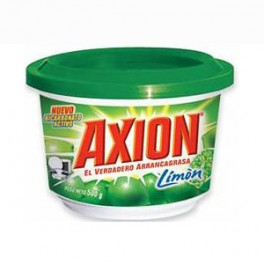 Jabon Lavaloza Axion 500g