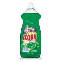 Jabon Lavaloza Axion 750cm3