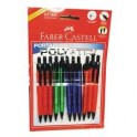 Portaminas 0.5mm Ice Poly  Faber Castell