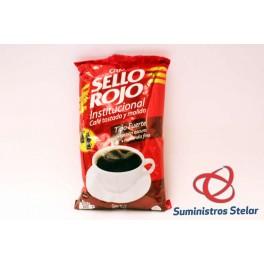 Café sello rojo